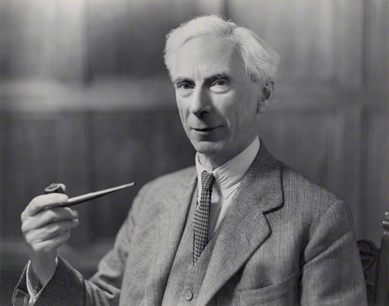 Bertrand Russel 1936